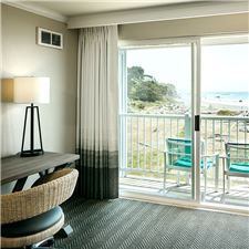 Ocean View guest rooms