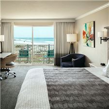 Ocean View King guest rooms